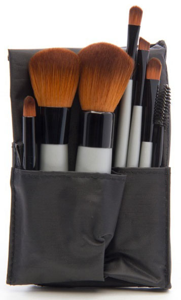 7-Piece Purse Brush Collection