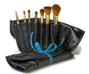 7 Piece Bamboo Brush Set