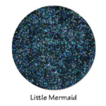 Little Mermaid Glitter